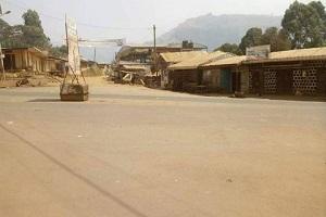 Cameroun-Crise anglophone: Bingo (région du Nord-Oues) devenu un village fantôme.
