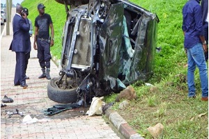 Cameroun-Drame: En route pour une cérémonie de mariage, six membres d'une même famille dont la mariée périssent dans un accident de la circulation à Yaoundé.