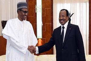 Cameroun-Crise anglophone : La république fédérale du  Nigeria rassure le régime de Yaoundé de son soutien.