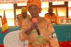 Cameroun-Politique : L'AFP d'Alice Sadio veut boycotter la prochaine élection sénatoriale.