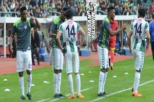 Turquie-Konyaspor: Samuel Eto'o devenu joueur-entraineur