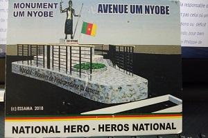 Cameroun-Monument Um Nyobe : La victoire de l'activiste André Blaise Essama