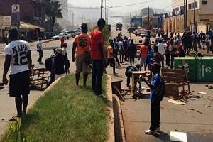 Cameroun-Mbanga:Une attaque sécessionniste créée une frayeur à Mbanga