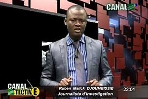 Cameroun-Médias : Ruben Maclik Djoumbissie « Je  laisse la presse et je me consacre définitivement à mes études en Banque et finances »