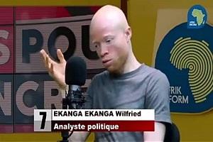 Cameroun-Présidentielle 2018 : Wilfried Ekanga « Le MRC n'est pas un  parti politique opportuniste »