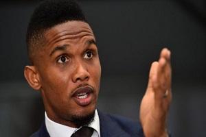 Cameroun-Lions indomptables : Samuel Eto'o répond à Mboma a la suite de la nomination de Clarence Seedorf et Patrick Kluivert à la tête de la sélection nationale