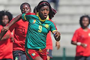Afrique-Football : Victoire accablante des lionnes du Cameroun(8-1).