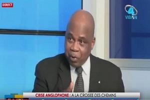 Cameroun-Opinion : Célestin Bedzigui  invite les acteurs politiques à réfléchir par deux fois avant de se rendre à Vision 4