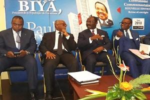 Cameroun-« Pour le libéralisme communautaire » de Paul Biya, version rééditée est disponible