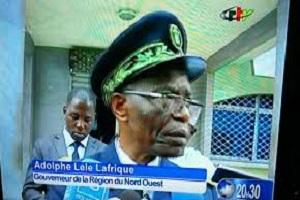 Cameroun-crise sociale dans les régions anglophones : le gouverneur du Nord-ouest arrête la migration