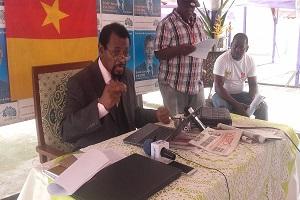 Cameroun-Crise anglophone-Présidentielle 2018 : Jean Jacques Ekindi : « seul Paul Biya assume la guerre  à ceux qui ont provoqué la guerre. »