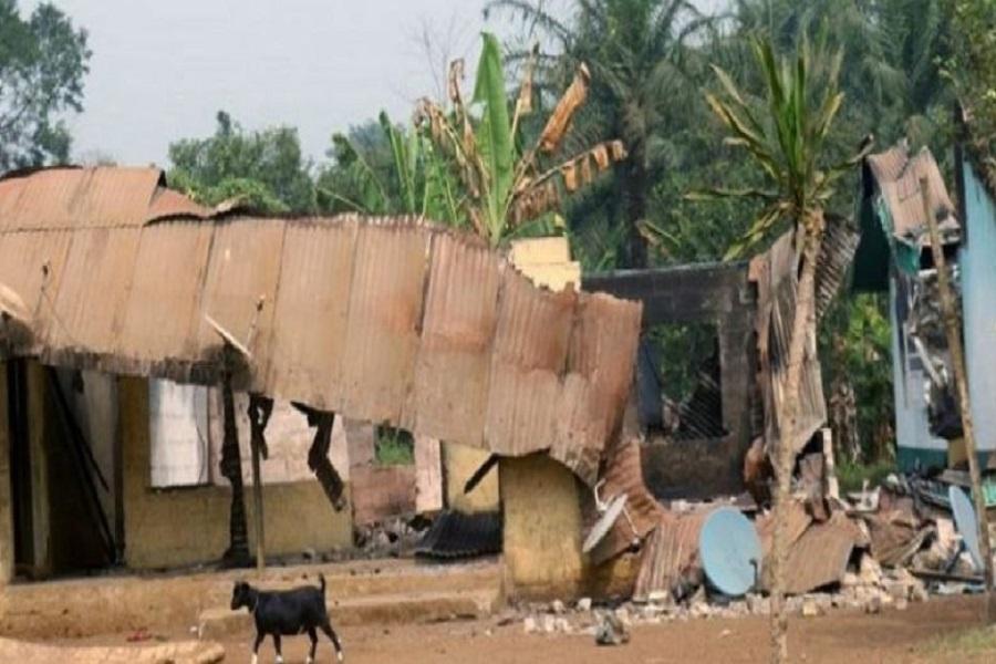 Cameroun-crise anglophone : un bilan de 200 000 réfugiés enregistrés.