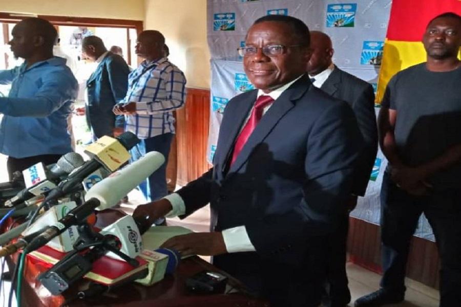 Cameroun-contentieux postélectorale : Maurce Kamto met en garde l'opinion public