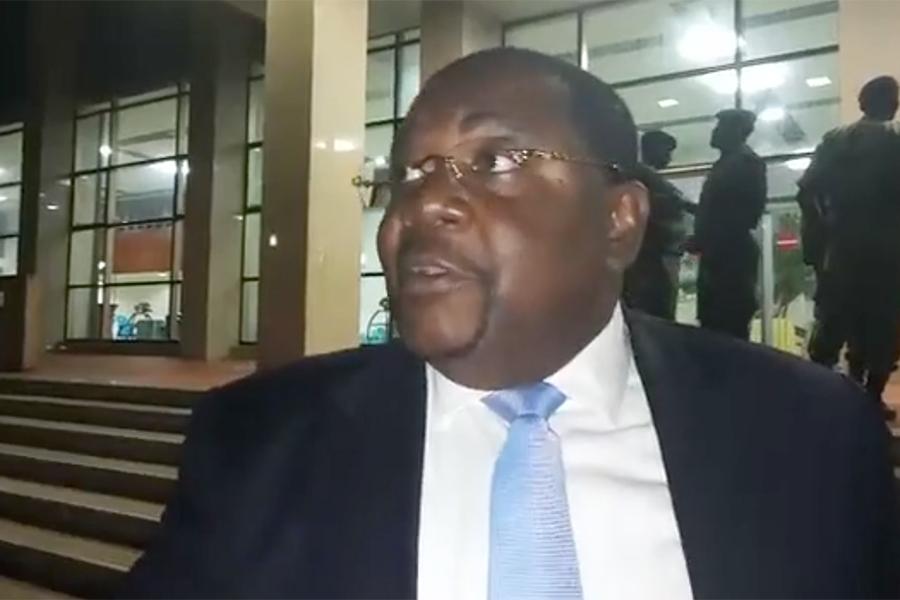 Cameroun-Élection présidentielle: «Le Conseil Constitutionnel du Cameroun est une coque vide», Paul Eric Kingue, directeur de campagne du MRC