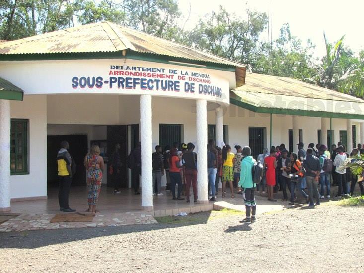 Cameroun-Menoua : des services administratifs qui se démarquent de par la qualité des prestations