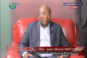 Cameroun-Présidentielle 2018 : Jean Michel Nintcheu se désolidarise du SDF et apporte son soutien à Maurice Kamto