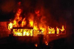 Cameroun-Douala : Plusieurs maisons de la périphérie de Bessenguè ravagées par les flammes