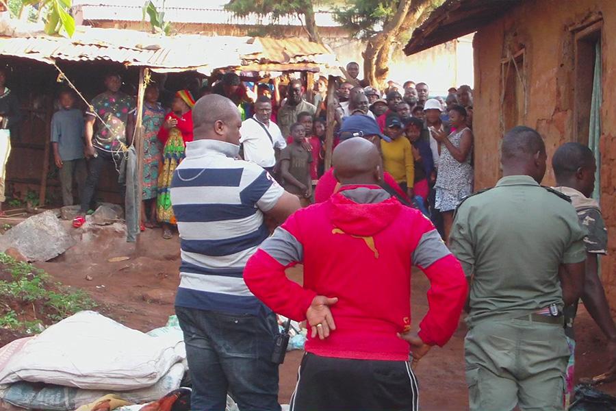 Cameroun-Mbouda: Deux malfrats aux arrêts
