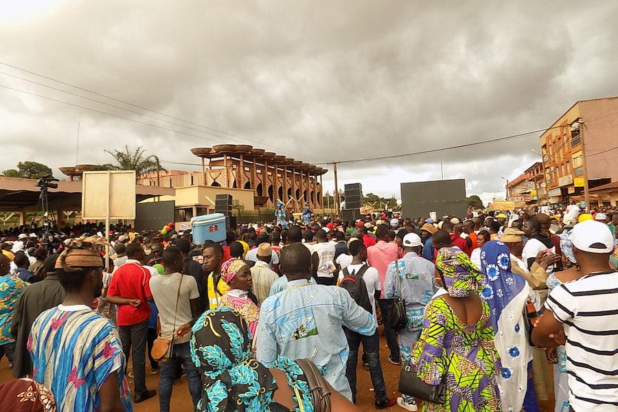 Cameroun-Bafoussam: La tension monte à 24 heures de la marche du MRC
