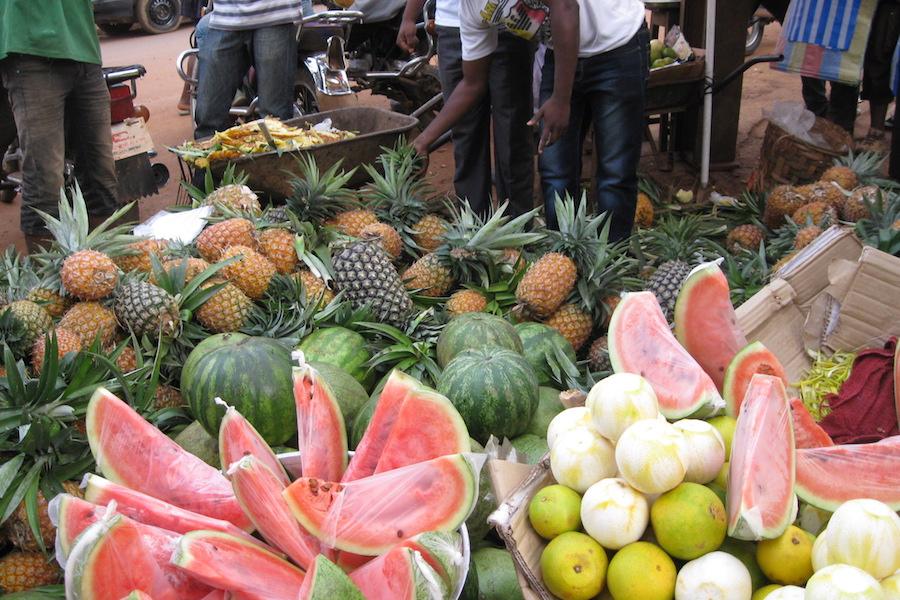 Cameroun-Bafoussam: Les prix des denrées grimpent