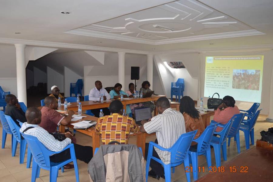 Ouest-culture: Promotion et vulgarisation des cultures camerounaises au Musée Des Civilisations (MDC)