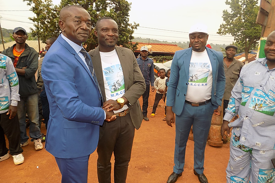 Cameroun: Un transfuge du Sdf prend les rênes du Mrc dans le département des Bamboutos