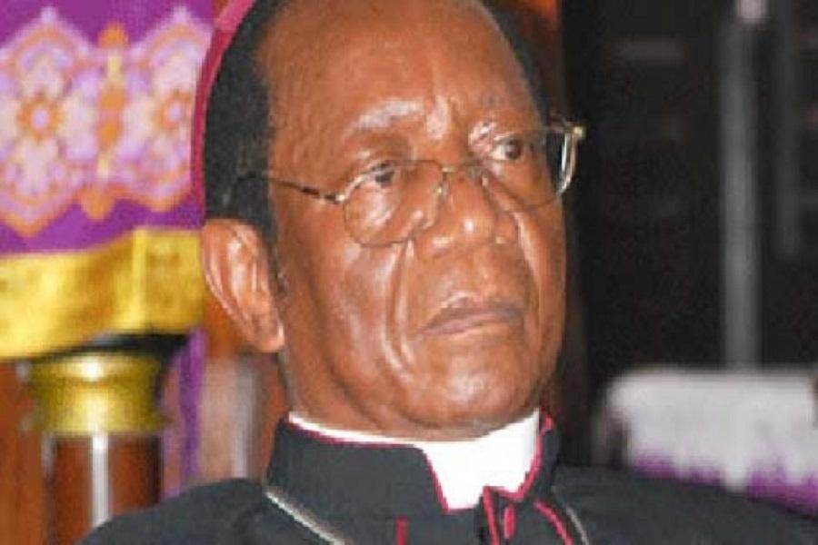 Cameroun- L'ancien Archevêque de Yaoundé, Mgr Victor Tonye Bakot s'explique cinq ans après sur les (réelles causes) de sa démission