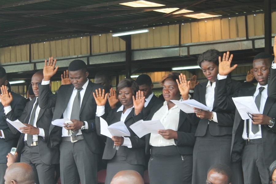 Cameroun-éducation : l'université de Buea accueille ses nouveaux étudiants.