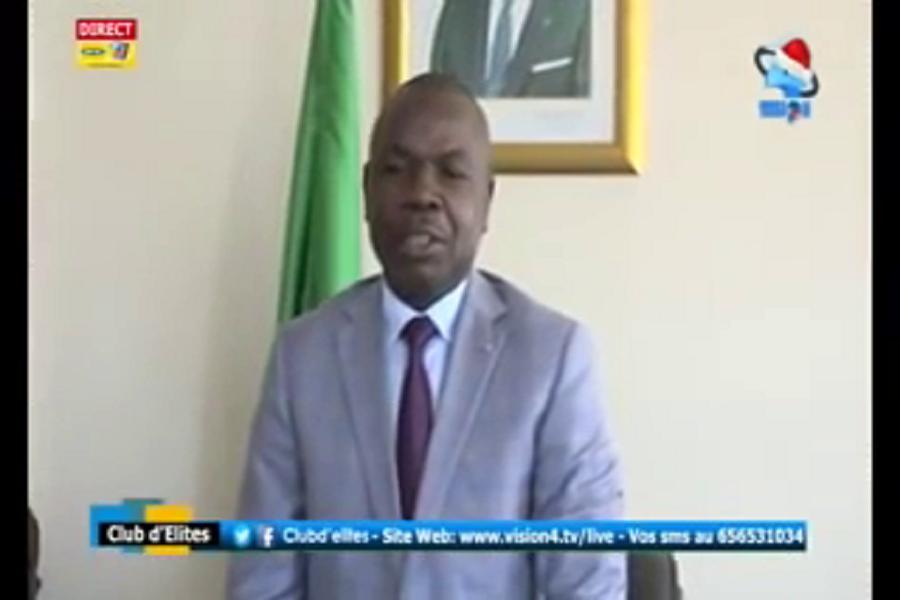 Cameroun-Sanctions CNC : Jean Pierre Amougou Belinga annonce une communication officielle sur l'avenir de Vision 4