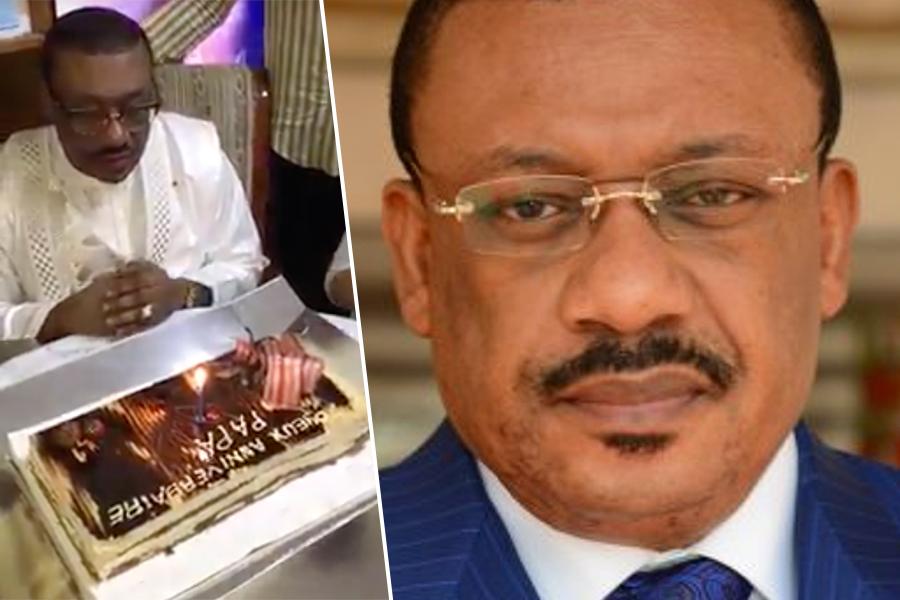 Cameroun-Incroyable anniversaire à Kondengui: Atangana Kouna  sévèrement sanctionné par le régisseur