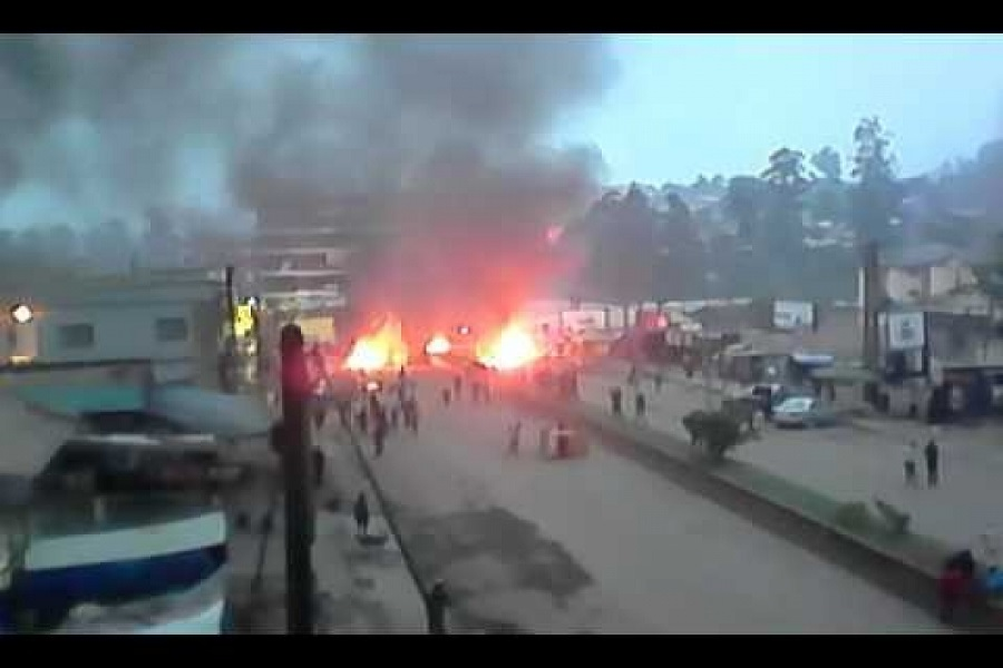 Crise : Violents combats entre séparatistes et armée le 25 decembre