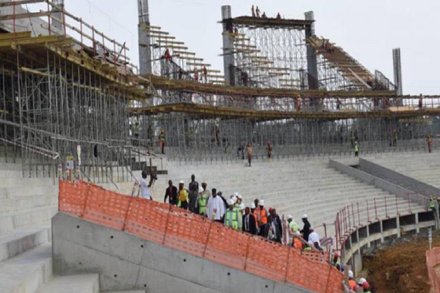 Cameroun- Malgré le retrait de la CAN 2019, La construction des infrastructures se poursuit