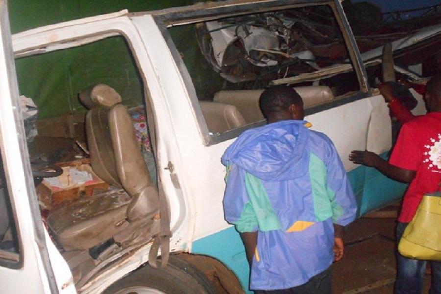 Cameroun-Drame:  Un accident de la circulation fait au moins 8 morts à Bafoussam