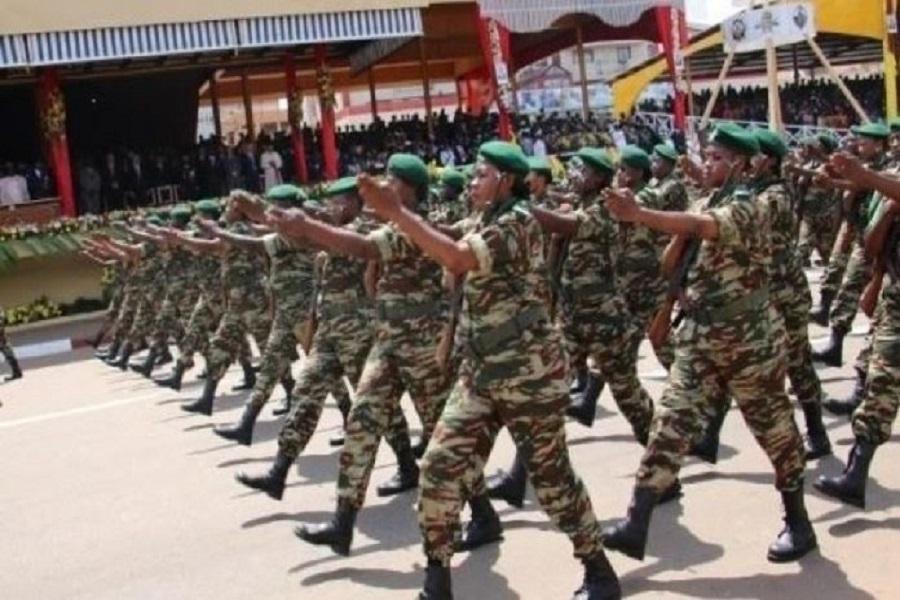 Cameroun-1352 candidats présélectionnés pour le recrutement dans les  Forces Spéciales