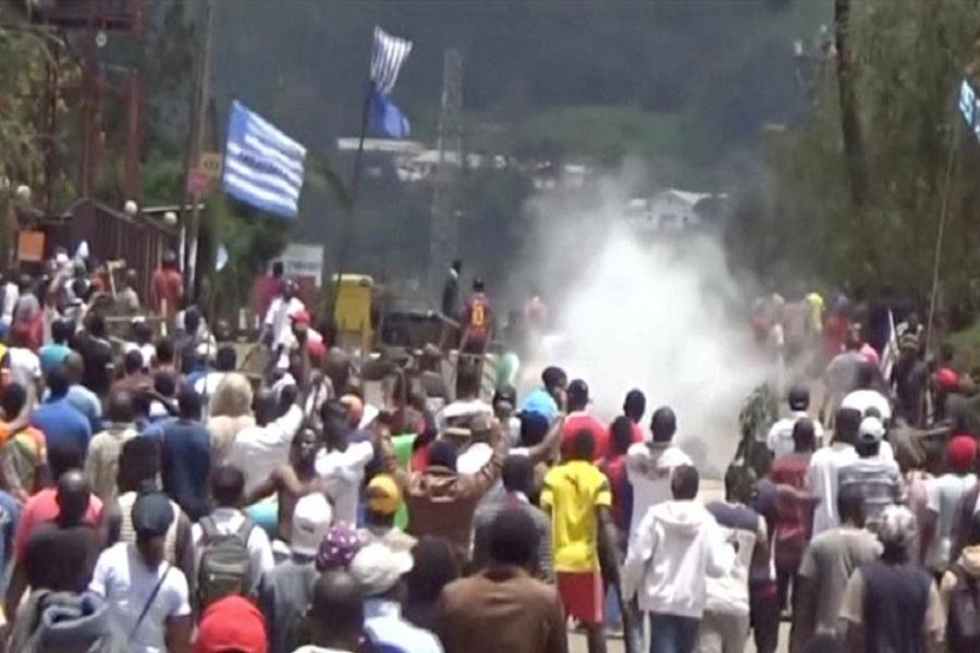 Cameroun-tension dans le sud-ouest : la circulation paralysée à Kumba