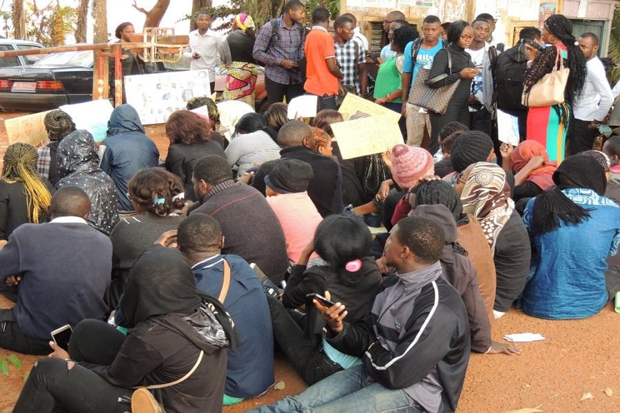 Cameroun-Scandale au concours d'entrée à l'ENSET de Kumba : les candidats en colère saisissent la Conac