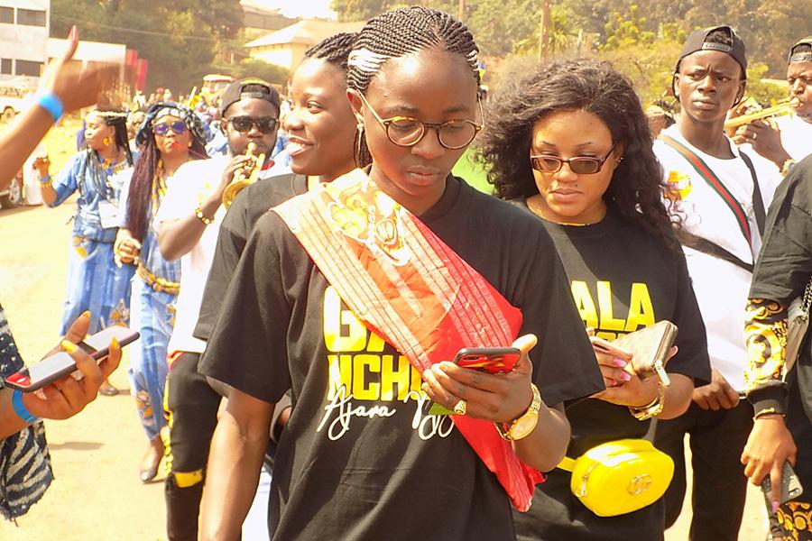 Foumban: Nchout Ajara traitée en héroïne