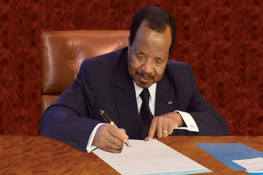 Cameroun-CAN 2021 : Paul Biya écrit à la CAF pour confirmer son accord