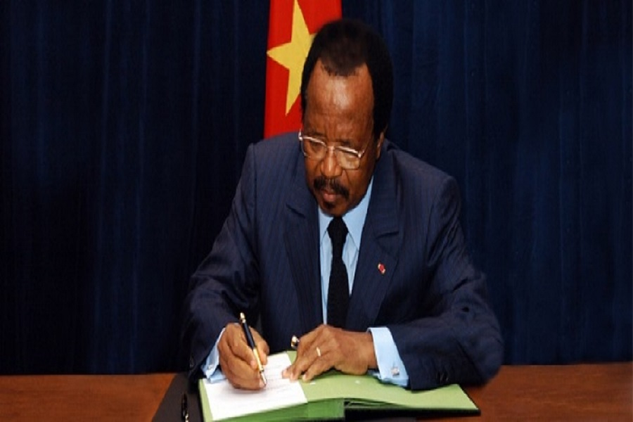 Cameroun : Paul Biya révoque un magistrat pour « abandon de poste »