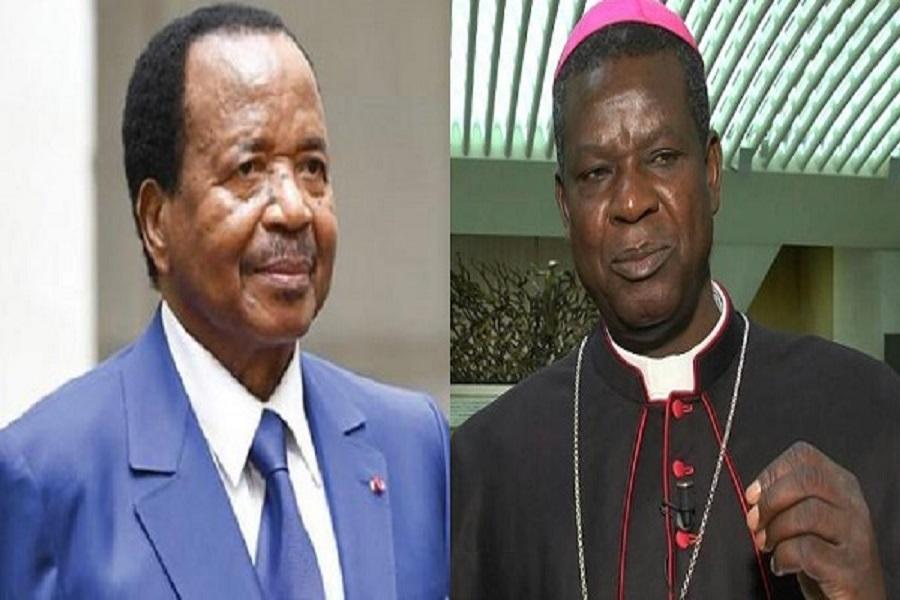 Cameroun-Réélection de Paul Biya et crise anglophone : Mgr Kleda se prononce de nouveau