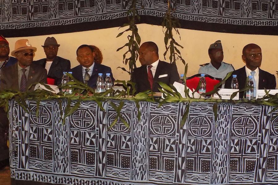 Succession à la chefferie Bangou: Les protagonistes sous l'arbre à palabre