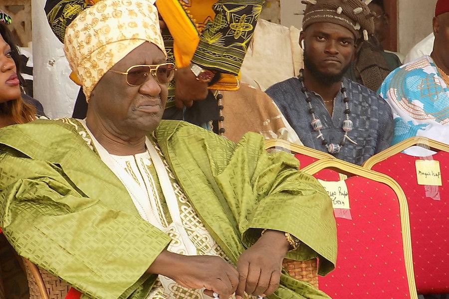 """Reconnaissance: Ibrahim Mbombo Njoya plaide pour le """"Nguon"""" à l'Unesco"""