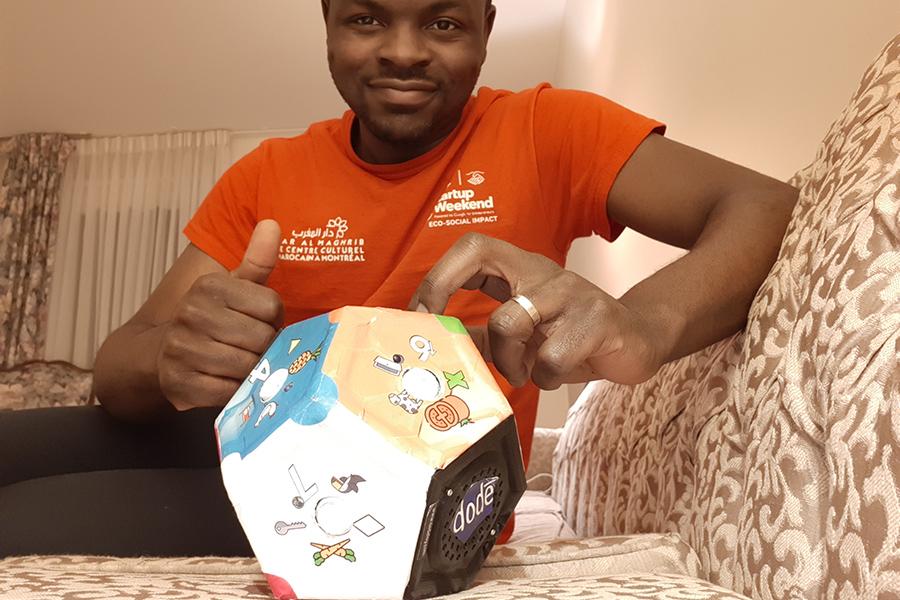 Jouet - Dodé: Inventé par deux Camerounais du Canada pour «apprendre jusqu'à 4 langues à ses enfants»