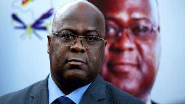 RD Congo : L'opposant Félix Tshisekedi élu président délégué de la République Démocratique du Congo selon les résultats encore provisoires.