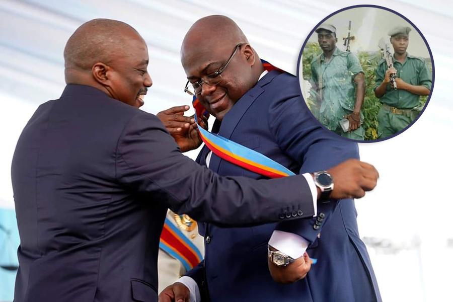 International: Joseph Kabila et Felix Tshisekedi, vraie leçon pour l'Afrique ou miraculeusement réunis par la destinée