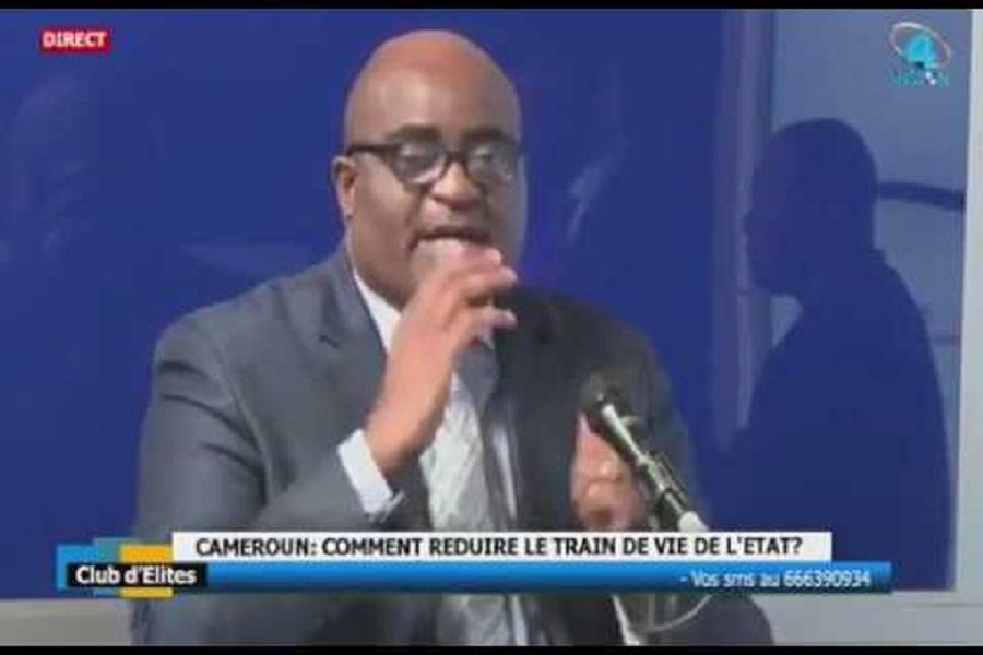 Cameroun- Messanga Nyamding  sur Vision 4  «J'ai l'impression que ce n'est pas le Président Biya qui a fait ce remaniement»