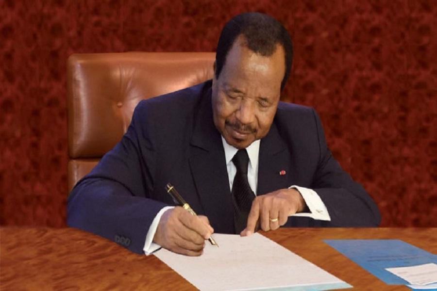 Cameroun:Discours de S.E. Paul BIYA en réponse aux vœux de Nouvel An 2019 du Corps diplomatique
