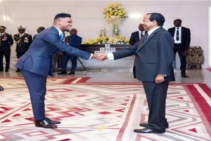 Samuel Eto'o accorde encore confiance à Pau Biya pour l'organisation de la Can