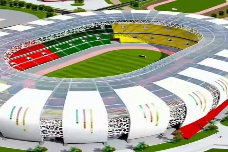 Cameroun–Yaoundé: le stade d'Olembé accueillera son premier match de foot en mars prochain