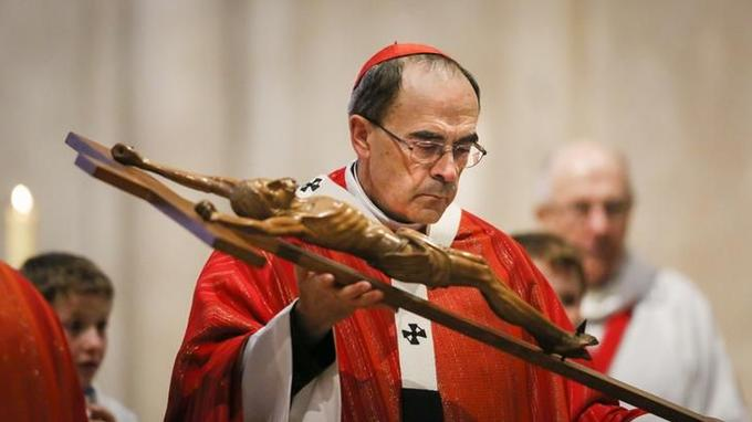 Procès Barbarin: Aucune condamnation à l'encontre du Cardinal Philippe Barbarin.